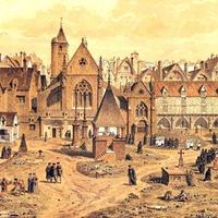 Az Aprószentek temetője (Johan Huizinga)