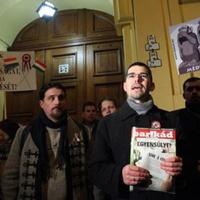 A Jobbik a Vásárhelyi Mária S/M Klubban