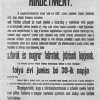 Csehszlovákia először – Kis szlovák legendárium II.