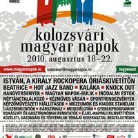Kolozsvári Magyar Napok: Nem volt, kellett, oszt lett