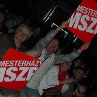 MSZP overground - Mandiner TV