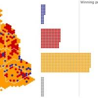 Fidesz-kétharmad Nagy-Britanniában, majdnem-többség Németországban