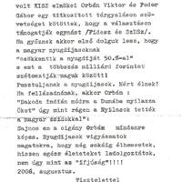 Válasz a Magyarok Nyilaira: Új Rendszert Mozgalom