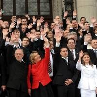 A Jobbik képviselői - képrejtvény