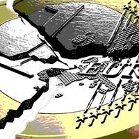 Így bukhat az euró rendszere
