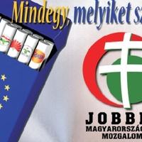 Jobbik-lopás az új MDF-plakát?