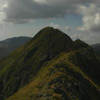 Zordon Kárpátoknak fenyvesekkel vadregényes tája