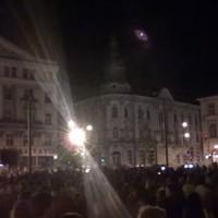 István király megérkezett Kolozsvárra