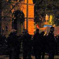 Ronda disznók vagytok, menjetek haza! - Charta tüntetés - Mandiner TV