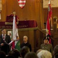 A református egyház esete ifj. Hegedűs Lóránttal