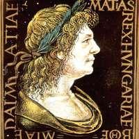 A velünk élő Mátyás király