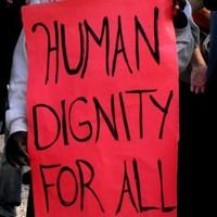 Az emberi méltóságról