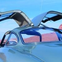 Ősök szelleme - Mercedes 300 SL