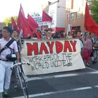 Gap-ostrom iPhone-áldozattal: kommunista május 1.
