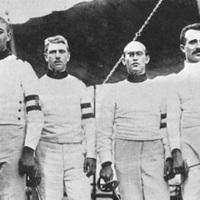Munkaszolgálatos olimpikon, német vaskereszttel