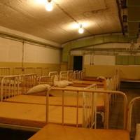 Kórház a Budai Vár alatt: Sziklakórház