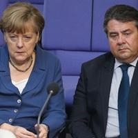 Untergang 2015 − Merkelék és a migránsválság
