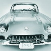 Amerika kedvence - A Corvette