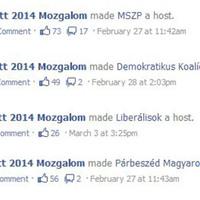 Kormányváltós összefogásos Facebook-összefogás a kormányváltásért