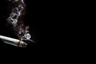 A dohányzástilalom kárhoztatása