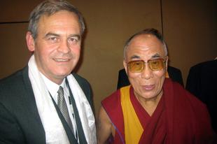 A Dalai Láma Kőrösi Csoma nyomában