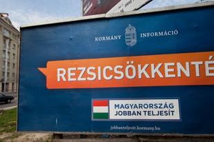 Állami hirdetések a Mandineren, 2013