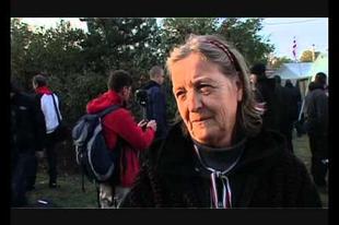 Éhségsztrájk a jurtában - Mandiner TV