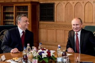 Putyin-látogatás: mindenki szerepzavarban?
