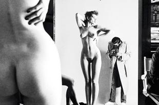 Fizetett mesterlövész – Helmut Newton a Szépművészetiben