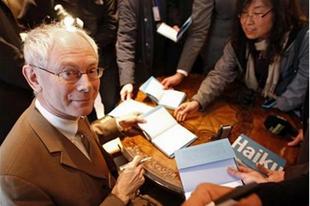 Flamand haikuk (Herman van Rompuy)