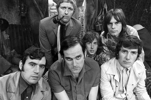 A Monty Python negyven éve