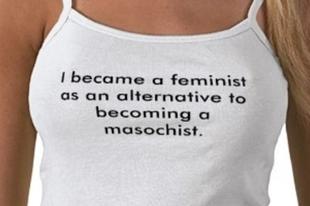 Vesszetek, feministák!