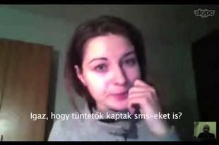 """""""Nem maradt más hátra″ – Kateryna a kijevi harcokról"""