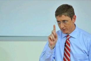 Gyurcsány Ferenc oktat