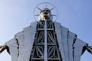 Cinkes Krisztus a Gordon-tetőn