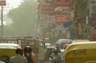 Érkezni Delhibe – Incredible India I.