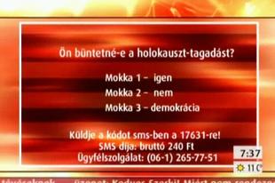 Demcsák vs. TASZ holokauszt-deathmatch