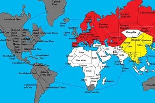 Óceánia vs Eurázsia vs Keletázsia?