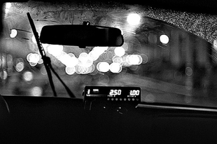 Öngyilkos taxis demonstráció Budapesten