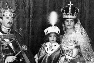 A királynak vannak feladatai - Habsburg Ottó halálára