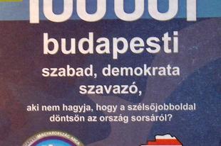 Jobbik-SZDSZ kampány