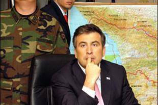 Kaukázusi blitzkrieg