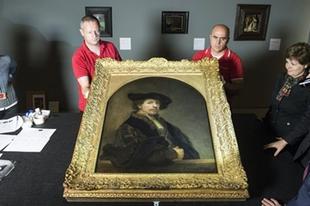 Rembrandt a Szépműben: hogyan jön létre egy megakiállítás?