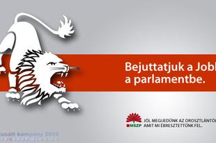 Bajnai és az MSZP a Jobbiknak kampányol
