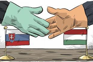 Ria, ria, Hungária! Slovenskóóó