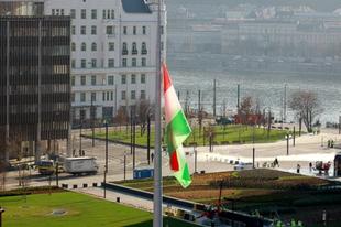 A Kossuth tér visszanyert nagysága