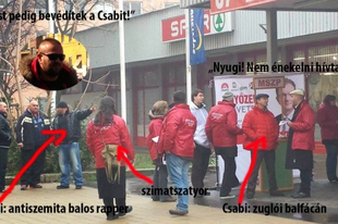 """""""Kibaszott zsidók″ – anti-orbánista gengszterrapperrel kampányol a zuglói MSZP"""