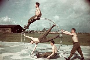 Egy honvédtiszt hagyatéka – fotográfiák a másik Magyarországról