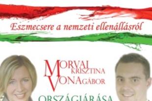 Morvai Krisztina az élre áll