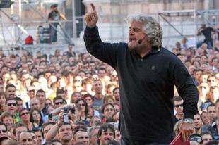 Olasz választások: Silvio, Mario, Beppe és a lóverseny